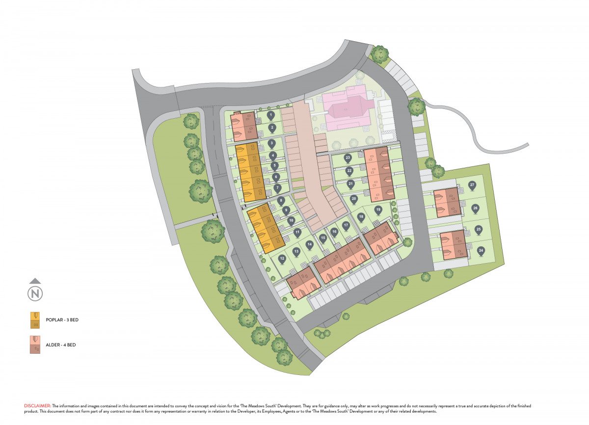 STONEYWOOD The Meadows South Availability Plan NOV2020